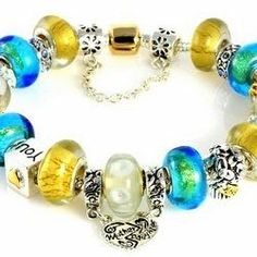 #pandora #pandoracharms #motheranddaughter #xmas2013 #topgifts #giftsforwomen   Pandora style Mother and Daughter charm bracelets make a fantastic present, not just for Mother's Day, but for birthdays and Christmas too.  If...