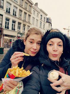 Vive les frites - Bruxelles