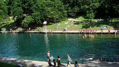 Refresh at Barton Springs in Austin, TX #sxsw