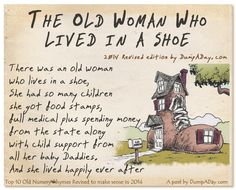 The Old Woman Nursery Rhymes Rhyme Theme Funny Times People