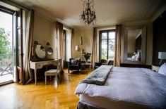 Hôtel Morges-Suisse Oversized Mirror, Furniture, Home Decor, Lake Geneva, Small Towns, Bedroom, Home, Switzerland, Decoration Home