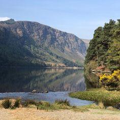 Beautiful day in Glendalough  #beautiful #ireland