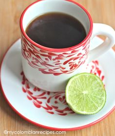 """Aguapanela or Agua de Panela tanslates to """"panela water"""" and is a traditional and popular Colombian drink. Aguapanela is used as a Colombian Drinks, My Colombian Recipes, Colombian Food, Chocolate Caliente, Hot Chocolate, Colombian Breakfast, Drink Tags, Spanish Food, Spanish Recipes"""