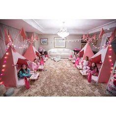 (1) Alquiler Carpas Indias Tipi Pijama Party Fiestas Cumpleaños - Capital Federal - $ 350,00 en MercadoLibre