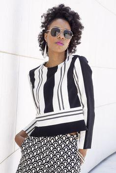 Fab Four Fashion: Perfectly Printed #thefabfourfashion #tallwomenclothing #zaratop #zarashorts