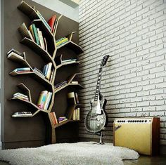 Tree shelf!