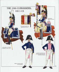 Corazzieri del 10 rgt. corazzieri francesi