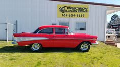 At All Precision Collision Repair our customers are number one. Auto body repair at it's best! Collision Repair, Auto Body Repair, Repair Shop, The Body Shop, Cool Cars, Upholstery, Reupholster Furniture