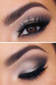 "! Maryam Maquillage !: ""Feline Fatale"" Classic Smokey Eye"
