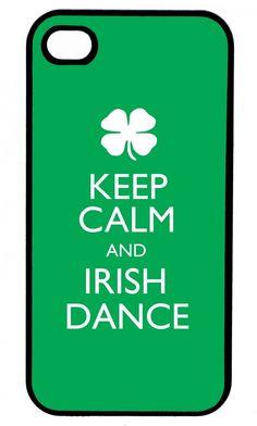 Wordon.com.au - Keep Calm and Irish Dance iPhone 4 Case, $19.95 (http://www.wordon.com.au/products/keep-calm-and-irish-dance-iphone-4-case.html)