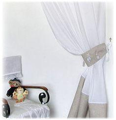 ide doubles rideaux pour le chambre de bb - Rideaux Chambre Bebe