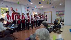 GRUPO REIFS 2016 Actuación Coro Vida en Cristo en Grupo Reifs Alcalá de Guadaíra-Centro Mayores Guadaíra