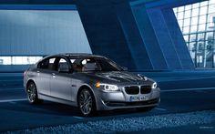Ultra HD BMW 5 2010 1171 1920�1200