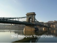 Read more for my recommended accommodations, restaurants and activities in my Budapest Travel Guide
