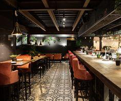 Salga de la monotonía gastronómica y pruebe estos cuatro restaurantes que abrieron recientemente sus puertas en la capital colombiana. Están de ataque.