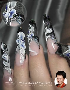 Is nail styling is your passion? If so, you need to visit our site! www.misteromilano.pl