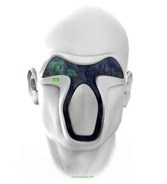 A Smart-Mask necessary to live in the Dirty Cities of 2070?