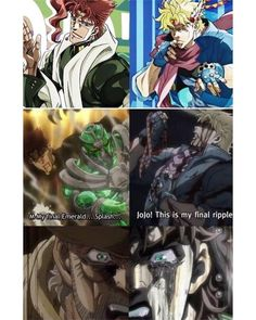Turns out Jotaro couldn't use Dio's blood to save Kakyoin as well. Jojo's Bizarre Adventure Anime, Jojo Bizzare Adventure, Manga Anime, Anime Art, Jojo's Adventure, Joseph Joestar, Jojo Parts, Jojo Anime, Cosplay Anime