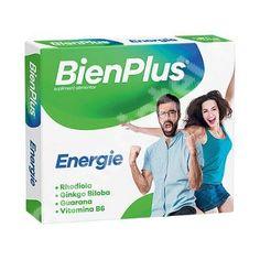 Bien Plus Energie, 10 capsule, Fiterman Pharma : Farmacia Tei Student, Pharmacy