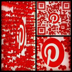19:00 Hunt the most creative People 1 of 100 if you are lucky  No #FF and no recommendation will point you in the right direction. You have to find them #Pinterest #QR code