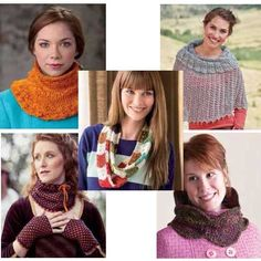 I love all of these crocheted cowls. Download Free Crochet Cowl Patterns - Crochet Daily - Blogs - Crochet Me