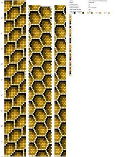 off loom beading techniques Loom Bracelet Patterns, Peyote Stitch Patterns, Bead Crochet Patterns, Seed Bead Patterns, Bead Crochet Rope, Beaded Jewelry Patterns, Beading Patterns, Beaded Crochet, Crochet Beaded Bracelets