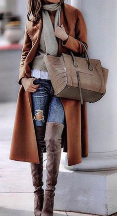 40 Winter Outfits That Are Perfect - #winteroutfits #winterstyle #winterfashion #outfits #outfitoftheday #outfitideas