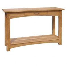 CH Furniture Brooklyn Oak Hall Table  £217.00