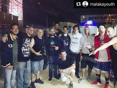 #Repost @malakayouth  Con todo el equipo al completo desde Málaga @shabuone @hpsquad @elsicariosicksymphonies @capaz_hp @raykahpsquad disfrutando de @cabodeplata !! #reggaeband #hablandoenplatasquad #shabuoneshant #goodvibes #malakayouth #reggae #rap #malaga #family