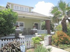 Downtown Galveston bungalow rental