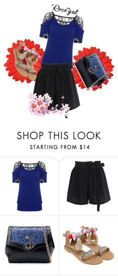 """""""T-shirt by rosegal"""" by tamara-rikic ❤ liked on Polyvore"""