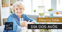 Cuidados com a alimentação na terceira idade - La Table Gastronomie - Comida Congelada Curitiba