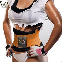 Sport Neotex Women Hot Cam Body Shaper Slimming Waist Trainer Cincher Slim Belt