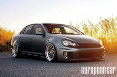 Bagged jetta/golf