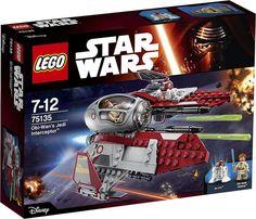 LEGO Star Wars Obi-Wan's Jedi Interceptor (75135) | by tormentalous