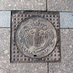 Vaasa - Vasa Native Country, Family Roots, My Roots, Continents, Metal Working, Tapas, Old Things, Spaces, History