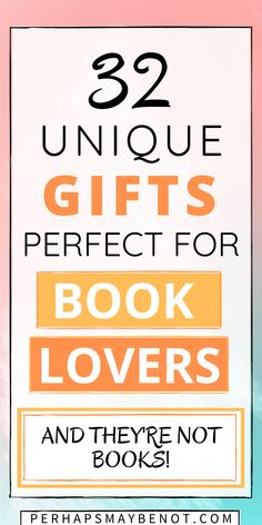Do you know someone who loves to read? Are you a book lover? Check out these bookish gifts perfect for book lovers! Book Lovers Gifts, Book Gifts, Any Book, Love Book, Good Books, Books To Read, Best Book Reviews, Book Organization, What To Read