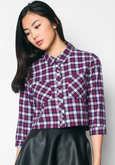 5b37fee834 cropped blouse Online Fashion Stores