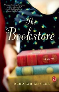 The Bookstore by D. Meyler.  Review by The Baking Bookworm. Set in the beauty of NYC, a quaint bookstore with its eccentric owner and patrons, offers a young, pregnant woman some solace as she comes to terms with the idea of raising her unborn child alone after being abandoned by the baby's father.