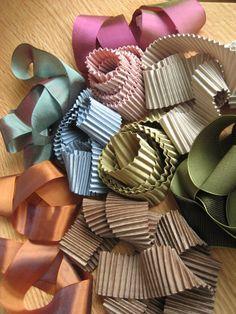 Mokuba ribbons; they are beautiful to do ribbon embroidory.