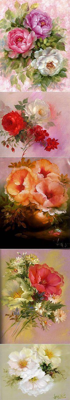 Flores del artista Gary Jenkins | 5minutka