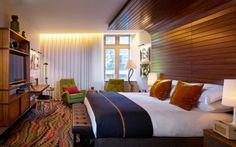 The Hospital Club, dormir chez Paul Allen et Dave Stewart - Dailybedroom