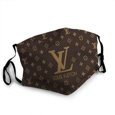 Fashion Face Mask, Converse, Vans, Mouth Mask, Ear Loop, Mask Design, Gucci Bags, Face Masks, Louis Vuitton Monogram