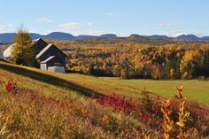 Charlevoix en automne // Charlevoix in fall #quebecregion #charlevoix #fall