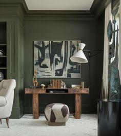Image result for olive green room