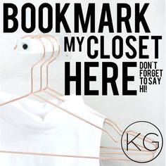 • BOOKMARK ME • Hey there! Thanks for taking a moment to shop around my closet. I'm constantly updating it with new finds, so please check back often! Don't be afraid to ask questions or make an offer- I'm open to any reasonable one you've got!  Other
