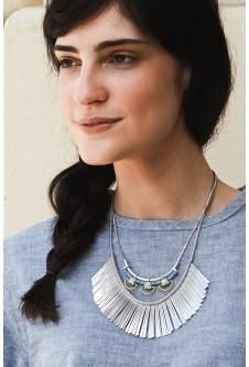 Wanderer Necklace - Silver