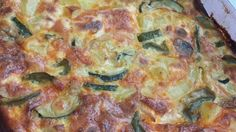 Hot or Cold Vegetable Frittata - Review by Mad Scientist