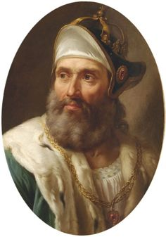 Wenceslaus II Přemyslid (1271 – 1305)  King of Bohemia (1278–1305), Duke of Cracow (1291–1305), and King of Poland (1300–1305). He was the only son of King Ottokar II of Bohemia and Ottokar's second wife Kunigunda. Among his children was Elizabeth who married John of Luxembourg.