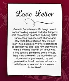 Love Letters for Her #20
